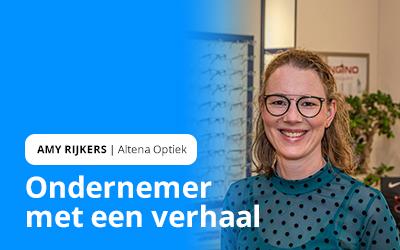 Het verhaal van: Amy Rijkers Altena Optiek