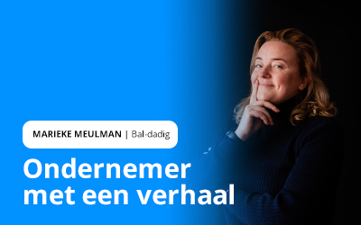 Het verhaal van: Marieke Meulman Baldadig