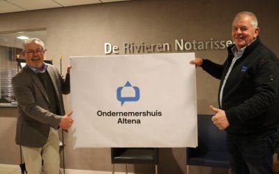 Ondernemershuis Altena van start met gemot...