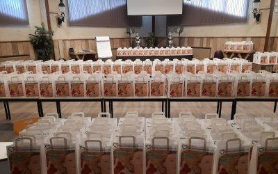 OV de Linden: Ontbijt/brunch box voor gedu...